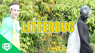Gambar cover Litterbug: Mr. Eco Official Music Video
