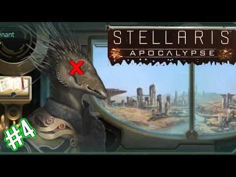 Stellaris Apocalypse | Ep4 | Covenant Takeover ! | Stellaris Gameplay - Let's play.