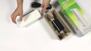 Unboxing CPE de Exterior a 2.4GHz 300Mbps 9dBi