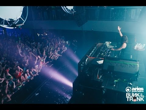 Seven Lions Interview @ Aries Music Festival | London, ON | April 6th, 2014