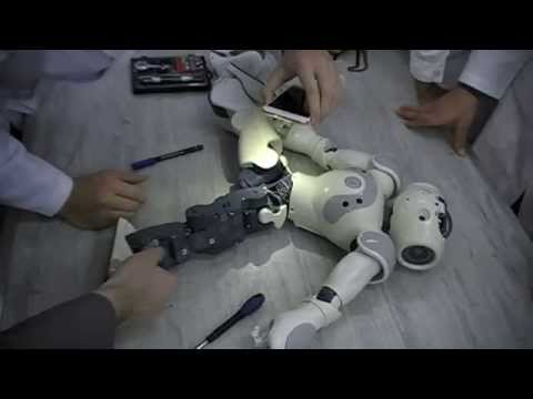 NAO Robot - Repair Part 1 - Mantenimiento