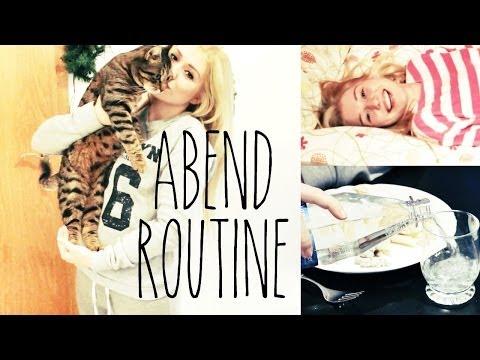ABEND ROUTINE ♥ BibisBeautyPalace
