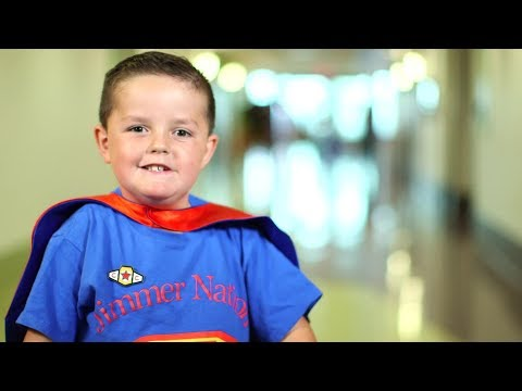 """Meet Jimmy """"The Superman"""" and support Connor's Cure"""