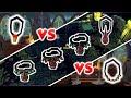 Amulet of Souls VS Blood Necklaces VS Reaper Necklace - RuneScape Item Comparison!