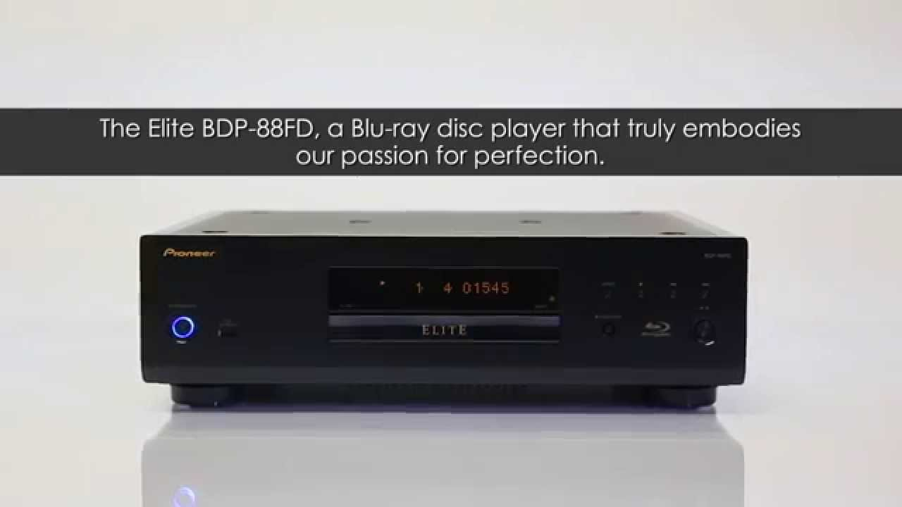 DOWNLOAD DRIVERS: PIONEER BDP-88FD BLU-RAY PLAYER
