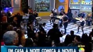 Léo Magalhães - Programa do Ratinho Parte 02