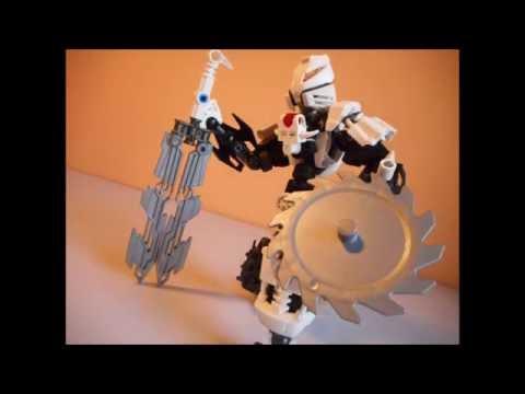 Bionicle MOC: Cardax, The Fallen Toa, V3