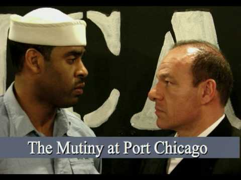 """Paul Leaf on """"The Mutiny at Port Chicago"""""""
