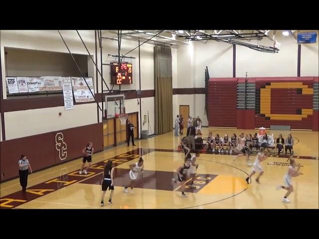 Game Highlights Girls' Varsity: Bethlehem 48 vs Colonie 53 (F)