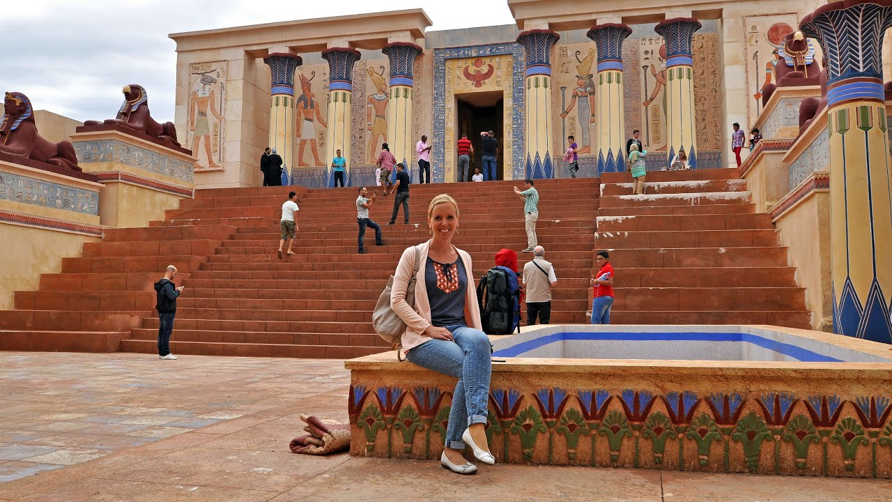 Ouarzazate and Atlas Filmstudios Morocco