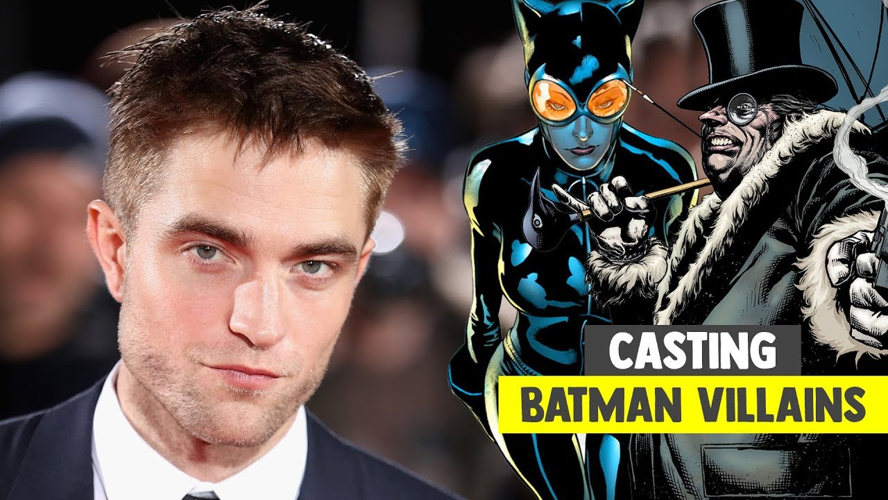 Robert Pattinson's Batman Movie May Have Just Cast the Perfect Super Villain