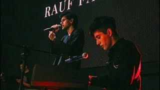 Rauf Faik - Я люблю тебя Детство Апрель Было бы лето Вечера Мосты Мама Солнце live
