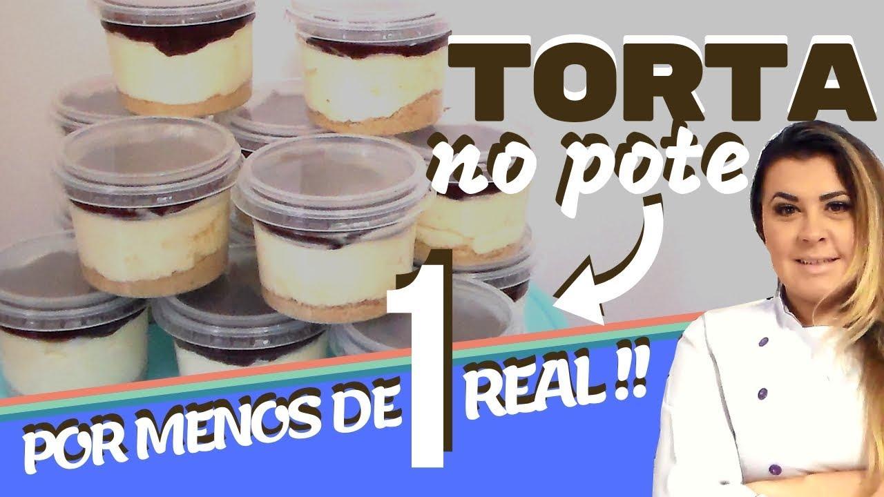 Torta Holandesa por MENOS de 1 real - Faça e venda - Denise Ferreira #1