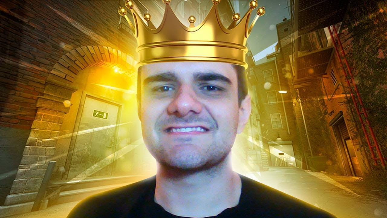 O REI DAS MAROTAGENS NO CS:GO! [COMP NA TRAIN]