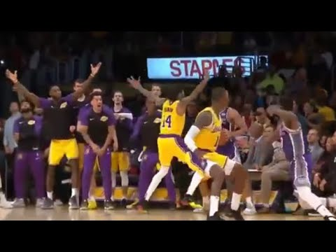 VIDEO: JaVale McGee Tricks Warriors With Fake Injury in Lakers vs Golden State NBA Preseason Game