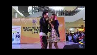 Repeat youtube video Diary Ng Panget - Walang Katapusang Kilig - No Erase Live Performance