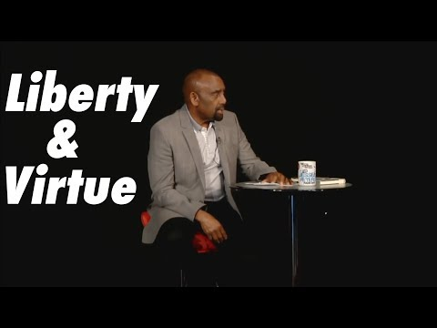 There Is No Liberty Without Virtue (Church, Oct 1)