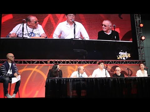 Stan Lee's Los Angeles Comic Con Panel - Chroma and Prodigal