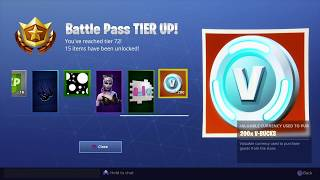 New Unlimited Battle Pass Stars bug in Fortnite