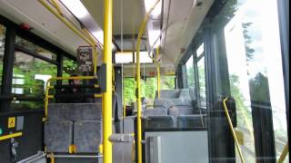 Sound of Swiss bus horn