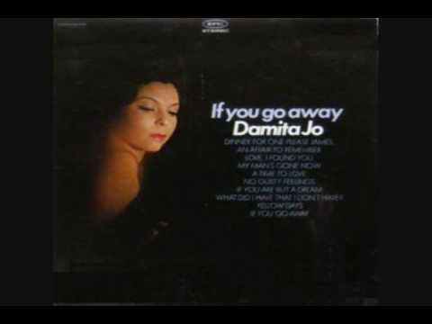 Damita Jo - My Man's Gone Now (from Porgy & Bess) (1965)