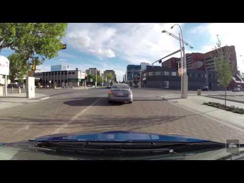 Capital Blvd (108 Street), Edmonton AB