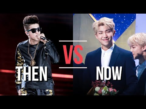 KPOP IDOLS THAT CHANGE A LOT SINCE THEIR DEBUT (BOYS EDITION)