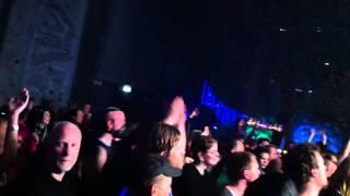 Hocico - Altered States LIVE (Tiempos De Furia Tour) @ Forbrændingen Denmark