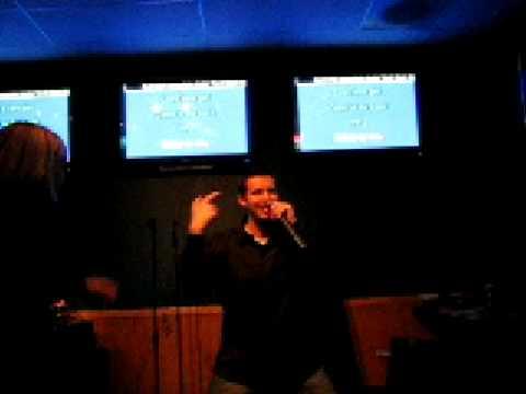 Sexyback - Justin Timberlake - Baxter Karaoke 01/16/09
