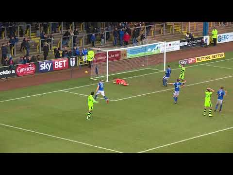 Carlisle United 1 - 0 Forest Green Rovers