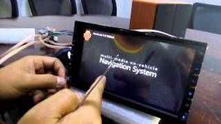 How to Update the Android Unit Manually for Car DVD Player