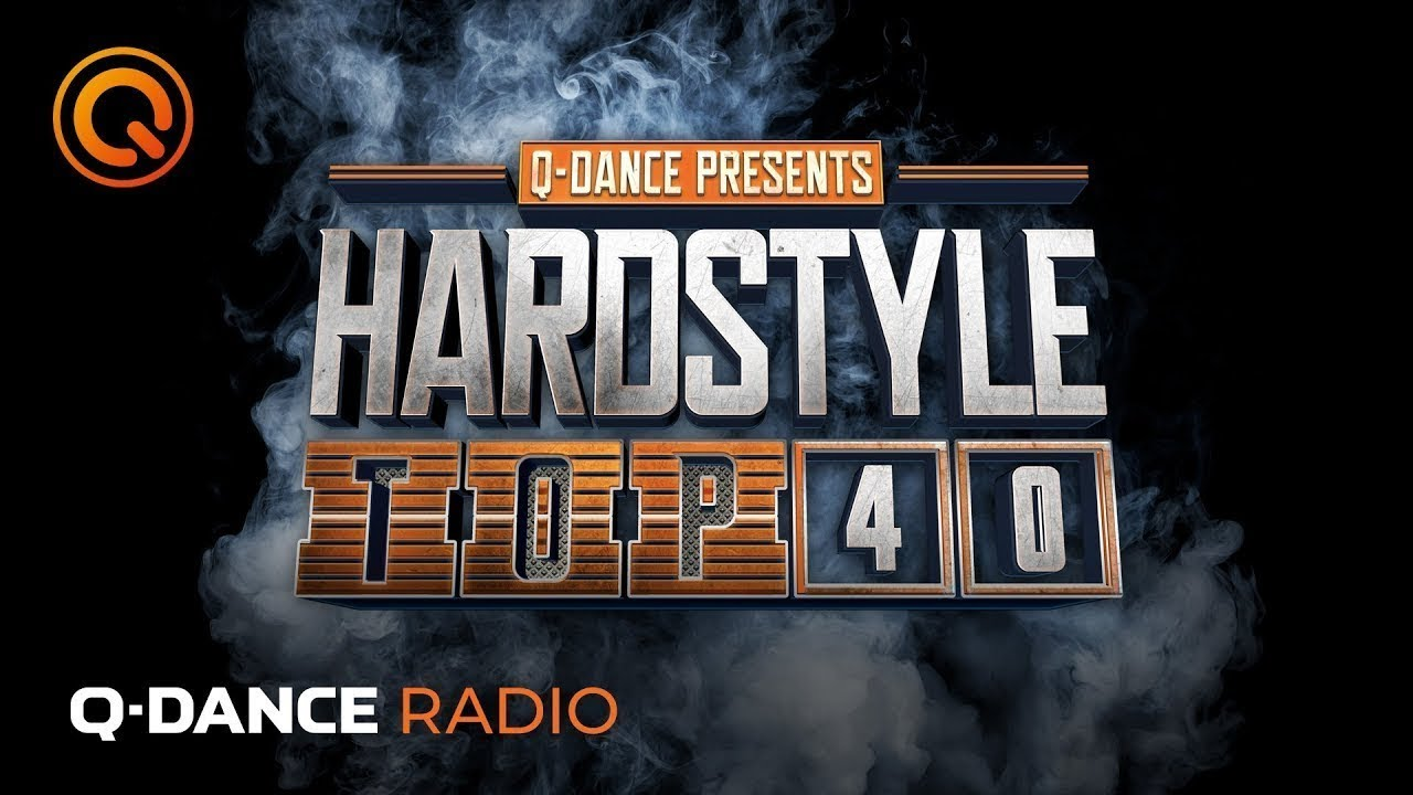hardstyle top 40 2019