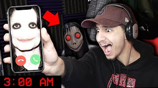Do NOT Download this App on your Phone after Midnight... (CREEPY)