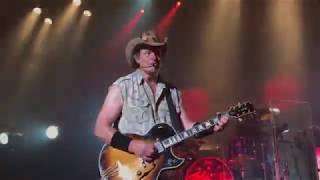 "Ted Nugent - ""Cat Scratch Fever"" - 07/17/18 - Roanoke, VA"