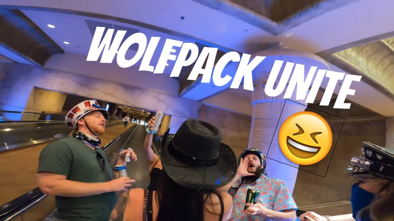 Moore Mafia does Vegas for Big Kountry Birthday Bash- First every vacation VLOG video SUPER FUNNY