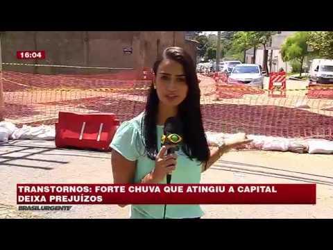 BRASIL URGENTE MINAS 19/03/2018