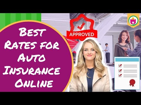How to Find the Best Rates for Comprehensive Auto Insurance Online | Save Money Tricks |