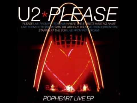 U2 - Please ( Masterpiece)
