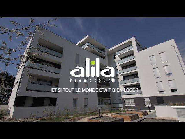 ALILA – Inauguration de la Résidence D'CLIC à Pont-de-Claix (38) –Fatima – Locataire de la Résidence