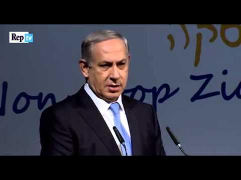 """Netanyahu Chock: """"Hitler non voleva sterminare gli ebrei, i palestinesi sì"""""""