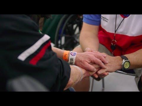 Disaster Mental Health Counselors Help Heal Hurricane Harvey Victims