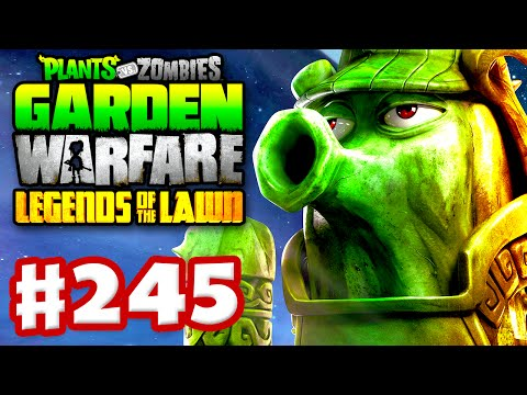 Plants vs. Zombies: Garden Warfare - Gameplay Walkthrough Part 245 - Jade Cactus! (PC)