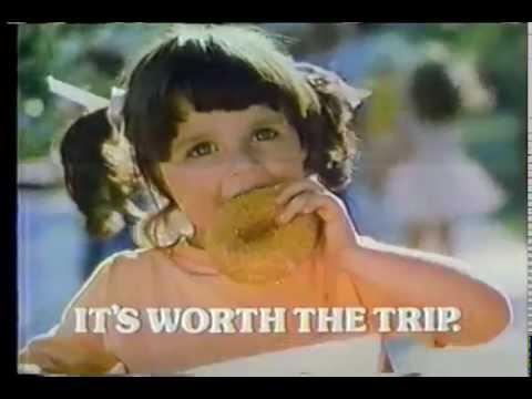 Dunkin' Donuts - It's worth the trip (1980)