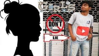 GIRLS DON'T LIE
