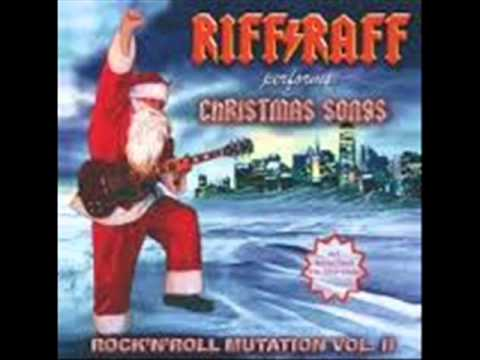 Riff-Raff [Ac/Dc cover band] - The Little Drummer boy** Christmas song * very cool