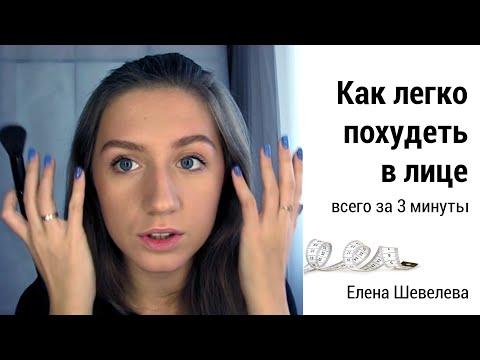 Коррекция вытянутого лица с помощью макияжа