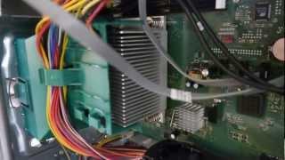 Fujitsu Siemens Esprimo P5615 with Radeon HD 5570