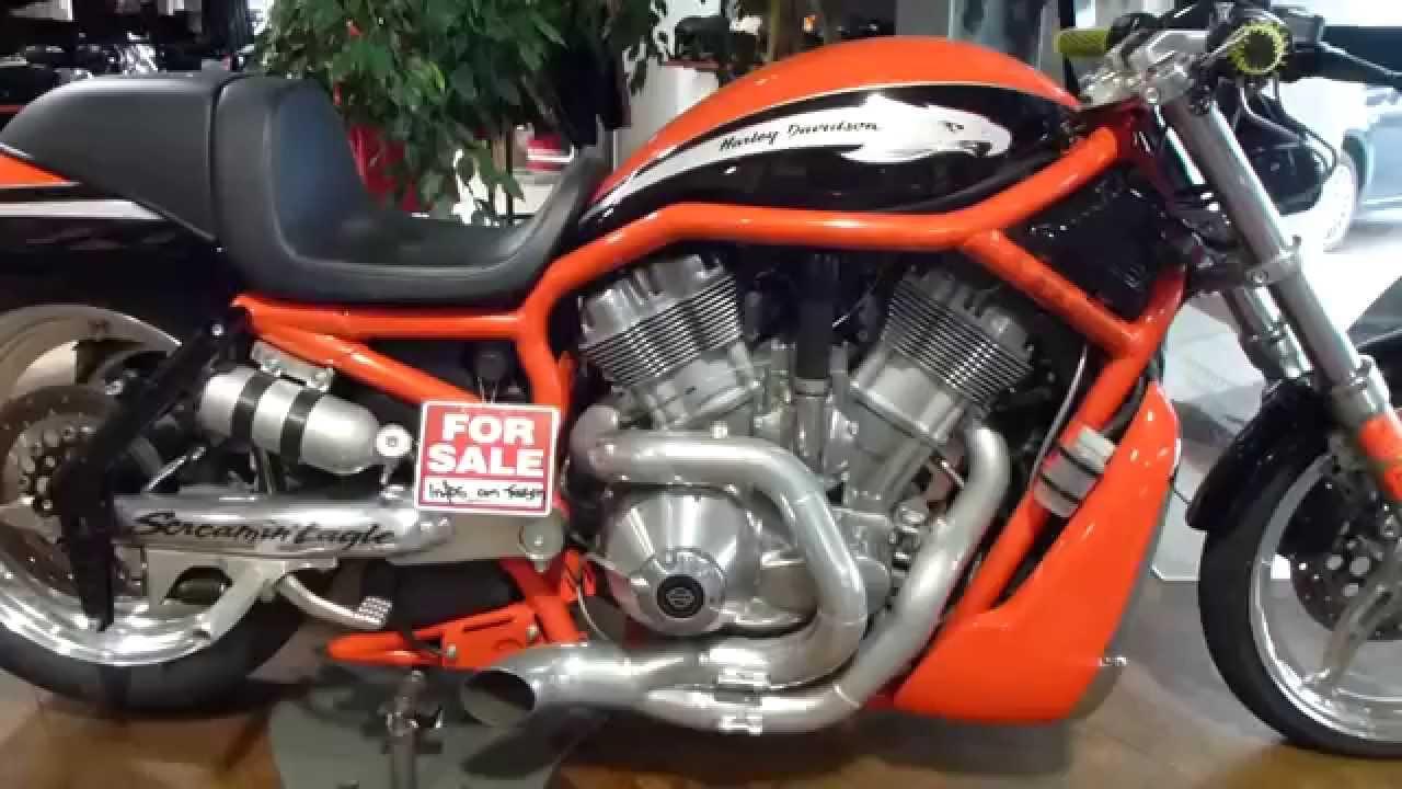 Harley-Davidson VRXSE V-Rod ''Destroyer'' DragBike * see also ...
