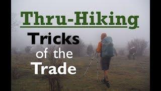 Thru-Hiking Tricks of the Trade