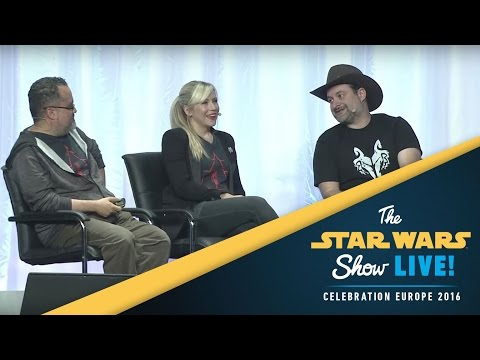 Ahsoka's Untold Tales Panel | Star Wars Celebration Europe 2016